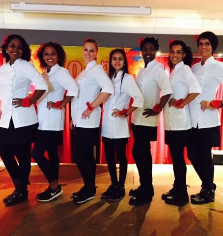 Onze cateringmedewerkers voor #events